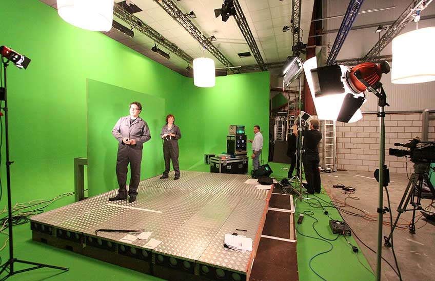 Film studio and edit suite